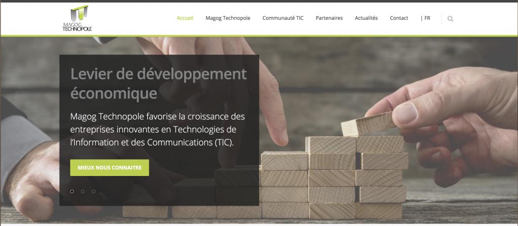 Formation Linkedin, Formation Linkedin affaires pour le technopole de Magog (TIC), La Boite B2P