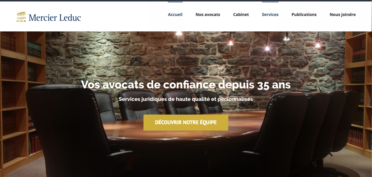 Formation Linkedin, Formation Linkedin pour un bureau d'avocat à Montréal, La Boite B2P