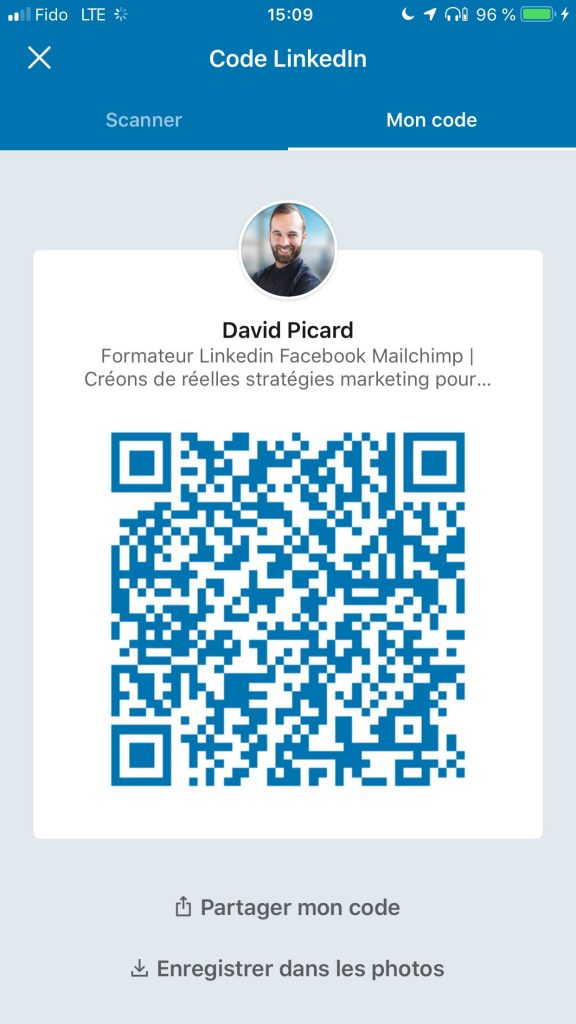 Utiliser LinkedIn mobile, Savez-vous comment utiliser LinkedIn mobile pour vos affaires?, La Boite B2P