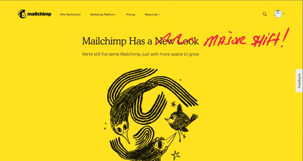 Utiliser LinkedIn mobile, Mise à jour Mailchimp : 3 nouveautés majeures MailChimp, La Boite B2P